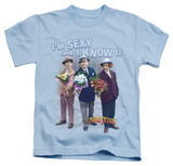 Youth: The Three Stooges - Sexy T-shirts