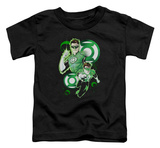 Toddler: Green Lantern - Green Lantern In Action T-shirts