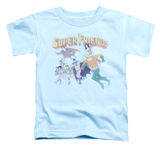 Toddler: Justice League - Super Friends T-shirts