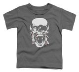Toddler: Green Lantern - Black Lantern Skull Shirts