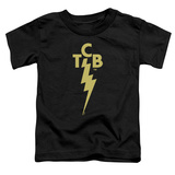 Toddler: Elvis Presley - TCB Logo Shirt