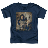 Toddler: Lord Of The Rings - Return of the King Poster Shirt