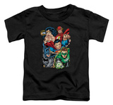 Toddler: Justice League - Break Free T-shirts