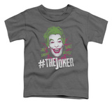 Toddler: Batman Classic TV - No.Joker T-Shirt