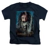 Juvenile: The Hobbit - Bifur T-shirts