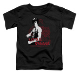 Toddler: Bruce Lee - Little Dragon T-shirts