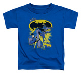 Toddler: Batman The Brave and the Bold - Action Collage T-shirts