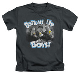 Juvenile: The Three Stooges - Bottoms Up T-shirts