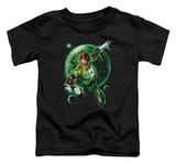 Toddler: Green Lantern - Galaxy Glow T-shirts