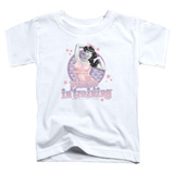 Toddler: Bettie Page - Pin Up T-shirts