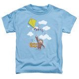 Toddler: Curious George - Flight Shirt