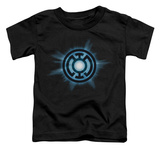 Toddler: Green Lantern - Blue Glow T-Shirt