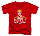 Toddler: Aquaman - Aquaman Sign Shirt