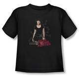 Toddler: NCIS - Goth Crime Fighter T-Shirt