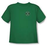 Toddler: Green Lantern - Kyle Rayner Logo T-Shirt