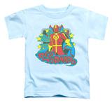 Toddler: DC Comics - Red Tornado Stars T-shirts
