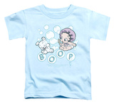 Toddler: Betty Boop - Baby Bubbles T-shirts