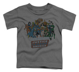 Toddler: Justice League - Join The Justice League T-Shirt