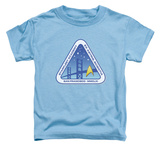 Toddler: Star Trek - Color Logo T-shirts