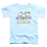 Toddler: Garfield - Baby Gang T-shirts