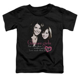 Toddler: Gilmore Girls - Title T-Shirt