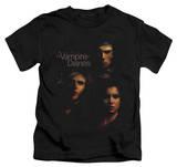 Juvenile: The Vampire Diaries - Smokey Veil T-Shirt