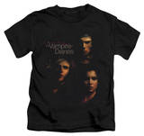 Youth: The Vampire Diaries - Smokey Veil T-shirts
