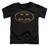 Toddler: Dark Knight Rises - Spray Bat Shirt