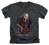 Juvenile: The Hobbit - Dori T-shirts