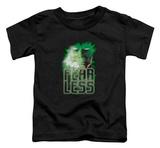 Toddler: Green Lantern - Fearless Shirts