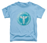 Toddler: Star Trek - Medical T-Shirt