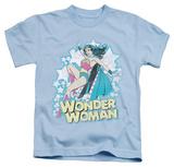 Juvenile: Wonder Woman - I'm Wonder Woman T-shirts