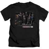 Juvenile: Warehouse 13 - Warehouse Cast T-Shirt