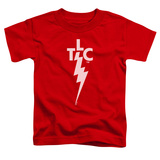 Toddler: Elvis Presley - Tlc Logo Shirt