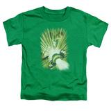 Toddler: Green Lantern - Lantern's Light T-shirts