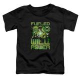 Toddler: Green Lantern - Fueled T-Shirt