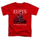 Toddler: Elvis Presley - Return Of The King T-shirts