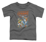 Toddler: Justice League - Big Group T-shirts