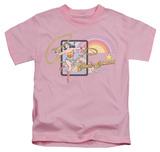 Juvenile: Wonder Woman - Island Princess T-shirts
