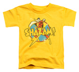 Toddler: Shazam! - Power Bolt Shirt