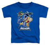 Toddler: Batman The Brave and the Bold - Burst Into Action T-Shirt