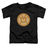 Toddler: Green Lantern - Orange Symbol T-shirts