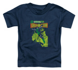 Toddler: Green Lantern - Vintage Cover T-Shirt