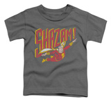 Toddler: Shazam! - Retro Marvel T-Shirt