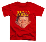 Toddler: Mad Magazine - Absolutely Mad Shirts