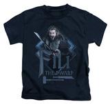 Juvenile: The Hobbit - Fili T-shirts