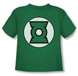 Toddler: Green Lantern - Green Lantern Logo T-shirts