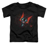 Toddler: Batman Beyond - Swooping Down T-shirts