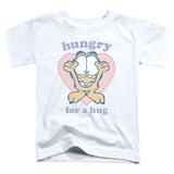 Toddler: Garfield - Hungry For A Hug T-shirts