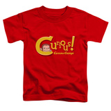 Toddler: Curious George - Curious T-shirts